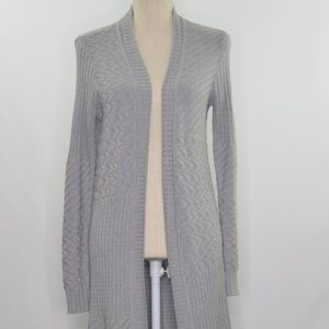 b585c02fda6 Foxcroft Womens Mix Stitch Long Sleeve Duster